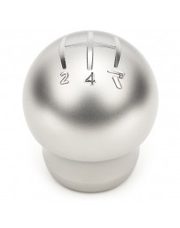 Raceseng Contour Shift Knob (Gate 4 Engraving) Mini R50 / R52 / R53 Adapter - Beaded