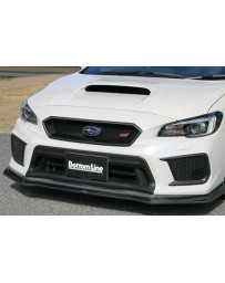 ChargeSpeed Carbon Front Grill Subaru WRX STi 18-19