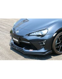 ChargeSpeed Type 1 Carbon Front Lip Toyota FR-S 86 Late Stage Kouki Model 17-18