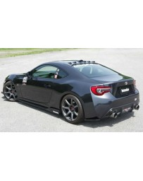 ChargeSpeed Type 2 FRP Complete Kit 5 Pieces Toyota FR-S 86 Late Stage Kouki Model 17-18