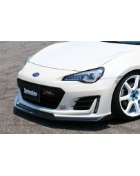 ChargeSpeed Type 1 Carbon Front Lip Subaru BR-Z ZC-6 17-18