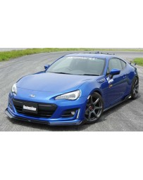 ChargeSpeed Type 2 FRP Front Lip Subaru BR-Z ZC-6 17-18