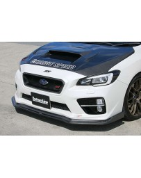 ChargeSpeed Type-2 Bottom Line FRP Front Lip Subaru WRX STi 15-17