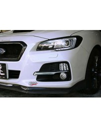 ChargeSpeed Clear LED Front Turn Signal Indicator Subaru WRX 15-17