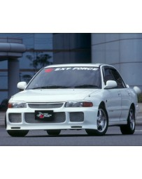ChargeSpeed FRP Front Bumper Mitsubishi Evolution 1 & 2 93-96