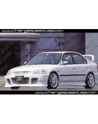 ChargeSpeed Front Bumper Honda Civic EK Zenki 96-98