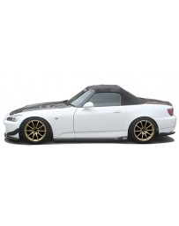 ChargeSpeed Bottom Line Carbon Side Skirts Honda S2000 00-08