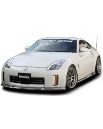 ChargeSpeed Bottom Line FRP Full Lip Kit Nissan 350Z Kouki 06-08