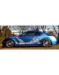 ChargeSpeed Side Skirts Infiniti G35 Coupe 03-07
