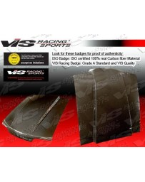 VIS Racing 1983-1994 Gmc Jimmy Fiber Glass Cowl Induction Hood
