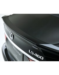 Artisan Spirits Black Label Rear Trunk Spoiler Lexus LS600hL F-Sport 12-15
