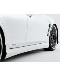 Artisan Spirits High-Spec Line Side Skirts Lexus LS600hL 10-11