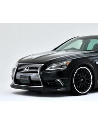 Artisan Spirits Sports Line Front Half Spoiler Lexus LS600hL F-Sport 12-15