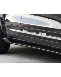 Artisan Spirits Black Label Side Under Spoiler Porsche Cayenne 11-17