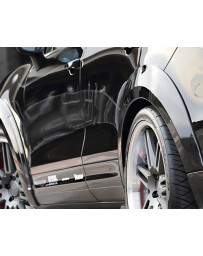Artisan Spirits Black Label 20mm Front 25mm Rear Over Fender Kit Porsche Cayenne 11-17
