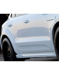 Artisan Spirits Black Label 20mm Front 25mm Rear Over Fender Kit Porsche Macan Turbo 15-18