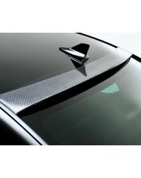 Artisan Spirits Verse Sports Line Sports Carbon Rear Roof Spoiler Lexus LS600h 12-15