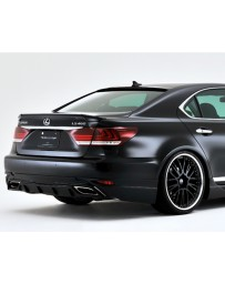Artisan Spirits Verse Sports Line Rear Half Spoiler Lexus LS460 12-15