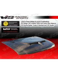 VIS Racing 1999-2006 Gmc Sierra Fiber Glass Outlaw Type 2 Hood