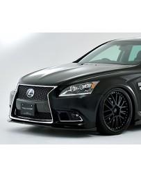 Artisan Spirits Black Label Front Under Spoiler Lexus LS460 F-Sport 12-15