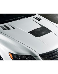 Artisan Spirits Carbon Fiber Hood Lexus LS460 10-11