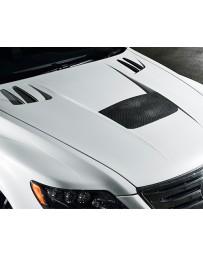 Artisan Spirits Carbon Fiber Hood Lexus LS600h 10-11