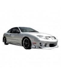 VIS Racing 1995-2002 Pontiac Sun Fire 2Dr Ballistix Full Kit