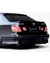 Artisan Spirits Sports Line Rear Half Spoiler Lexus GS430 01-05