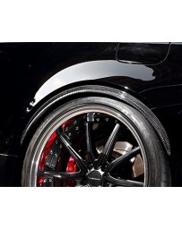 Artisan Spirits Carbon Fiber 13mm Over Fender Add-On Set Lexus RC-F 15-17