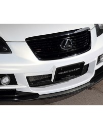 Artisan Spirits Sports Line ARS Carbon Fiber Front Under Spoiler Lexus SC430 01-10
