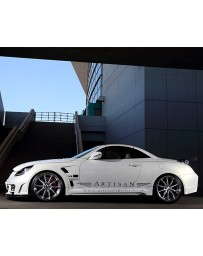 Artisan Spirits Sports Line ARS Matching Side Skirt and Fender Set Lexus SC430 01-10