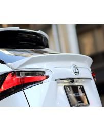 Artisan Spirits Rear Hatch Spoiler Lexus NX300h F-Sport 16-17