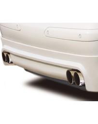 Artisan Spirits Rear Muffler System Mercedes-Benz SL65 AMG 05-08