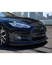 Artisan Spirits Front Lip Carbon Fiber Tesla Model S 13-19