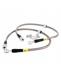 Toyota GT86 StopTech SS Rear Brake Lines