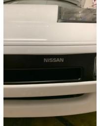 300ZX Z32 Blaster Z Front Bumper Nissan Decal
