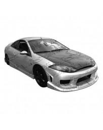 VIS Racing 1999-2003 Mercury Cougar 2Dr Striker Full Kit