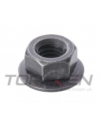 370z Nissan OEM Rear Trunk Finisher / Power Steering High Pressure Hose Mounting / Battery Tie Down Rod Nut