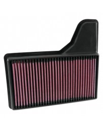 Mustang 2015+ K&N 33 Series Panel Air Filter