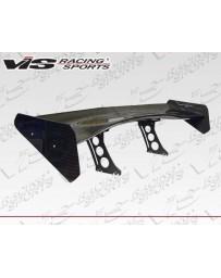 VIS Racing Universal Pro Gt2 Carbon Fiber Spoiler