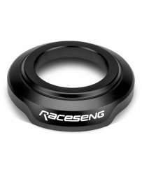 Raceseng Shift Boot Collar (For Non-Threaded Adapters/No Big Bore Knobs/No Reverse Lockouts) - Black