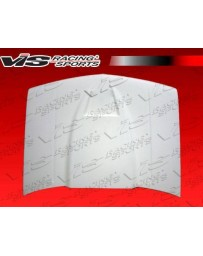 VIS Racing 1994-2004 Gmc Sonoma Fiber Glass Cowl Induction Hood