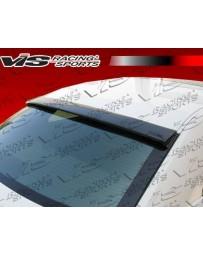 VIS Racing 2005-2010 Chrysler 300/300C 4Dr Vip 2 Carbon Fiber Rear Roof Spoiler