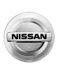 350z DE Z33 Nissan OEM Center Wheel Cap, Anniversary Edition 2005
