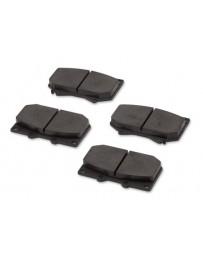 350z DE Z33 Nissan OEM Brake Pads - Front w/ Standard Non-Sport Calipers