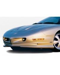 VIS Racing 1993-1997 Pontiac Firebird W-Typ Front Lip Polyurethane