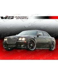 VIS Racing 2005-2010 Chrysler 300/300C 4Dr Ballistix Side Skirts