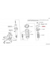 370z Z34 Nissan OEM Seal Shock Absorber Mounting