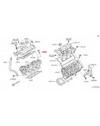 370z Z34 Nissan OEM Cylinder Head Bolt, Late Style