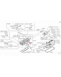 370z Z34 Nissan OEM Head Cylinder Plug - SR20DE(T)